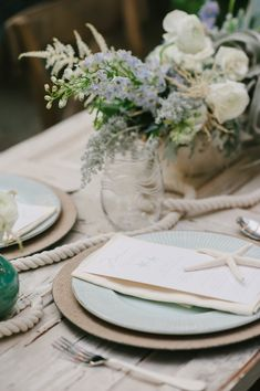 Coastal Chic Wedding