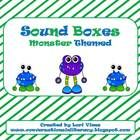 Sound Boxes can be a  great tool to use to help you teach phonemic awareness with your students.  This set of of sound boxes includes:4 different ...