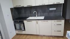 Kuchynská linka slonová kosť Kitchen Cabinets, Furniture, Home Decor, Decoration Home, Room Decor, Cabinets, Home Furnishings, Home Interior Design, Dressers
