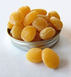 Recipe for Homemade Lemon Drops