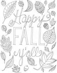 Image Result For Free Fall Coloring Sheets Fall Coloring Pages