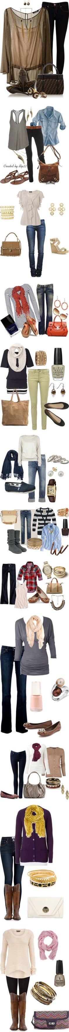 """""""Cute Clothes To Wear To School"""" by haleyalexis17 ❤ liked on Polyvore"""