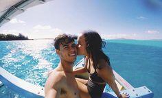 Duck Dynasty's John Luke Robertson shares his honeymoon photos! http://www.countryoutfitter.com/style/duck-dynastys-john-luke-robertson-shows-off-his-honeymoon-photos/