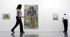 Hedonista, figurativa y mujer encuentra su sitio | Sevilla acoge la primera retrospectiva de Sylvia Sleigh, impulsora del feminismo neoyorquino | La pintora abordó el desnudo masculino desde el erotismo