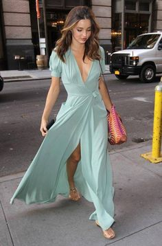 Miranda Kerr out and about in New York. Should you require Fashion Styling Advice & More. View & Contact: www.glam-licious.webs.com