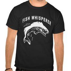 Fish Whisperer Shirt.png