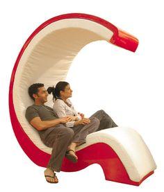 Futuristic Furniture, Chair