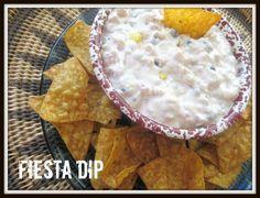 The Better Baker: Fiesta Dip