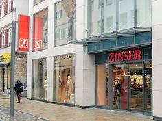 #Zinser #Modehaus am #Marktplatz in #Reutlingen. #Mode #Fashion #Styling #Shoppingbegleitung #Einkaufsbegleitung