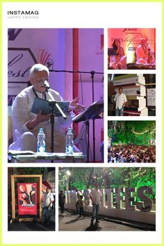 At TIMES LIT FEST today evening, the legendary poet #GULZAR weaved magic in the air with his majestic rendering of Nazm(s) translated by him from Ravindranath Tagore's Poetry.   Then these were beautifully sung by Bollywood singer #ShreyaGhoshal. Compositions by #ShantanuMoitra.  It was a priceless experience this evening!