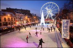 Brussels Christmas market will be open from 30 November 2013 to 6 January 2014