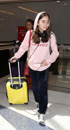 Rowan Blanchard #RowanBlanchard Arrives at LAX Airport in LA 08/05/2017 http://ift.tt/2vkVBMa