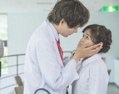 """Kotoko: """"Me alegra que te convirtieras en medico"""" - Itazura na Kiss Love in Tokyo 2, Episodio 14"""