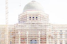 Shot by Matthias Günter #constructionsite #berlin #stadtschloss #photography #mgntr Werner Herzog, Video Installation, International Film Festival, Museum Of Modern Art, Feature Film, Short Film, Filmmaking, Street Photography, Istanbul