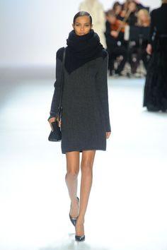Akris Fall 2013 Paris Fashion Week.