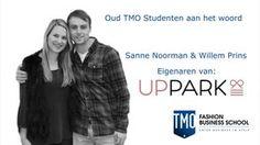 TMO Fashion Business School interview Uppark online fashion store.