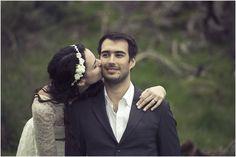 #engagement #kiss Luhanie & Righardt: Verlowingsfotosessie | Mooi Troues