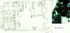 garden plan from practical magic