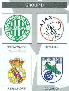 95/96 BL Főtábla D Csoport Real Madrid, Asd, Football, Soccer, Futbol, American Football, Soccer Ball