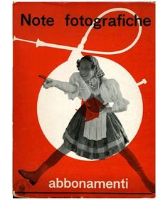Albe Steiner founded the Milan based studio Graphica Foto where he and his wife Lica experimented with Photography and design Vintage Ads, Vintage Posters, Vintage Designs, Vintage Graphic, Modern Graphic Design, Graphic Design Inspiration, Commercial Art, Book And Magazine, Classic Style Women