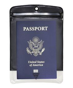 Look at this Passport Dry Doc on #zulily today!