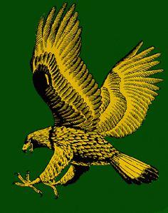 Salt Lake Golden Eagles Logo | Salt Lake Golden Eagles hockey logo from 1990-91 at Hockeydb.com