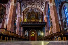 The Basilica of Saint James, Poland on http://picstrip.net/?p=9384 #bazylika #basilica #kosciol #church #religion #trip #travel #picstrip