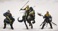Warlords: Art of War - Order by DevBurmak.deviantart.com on @DeviantArt