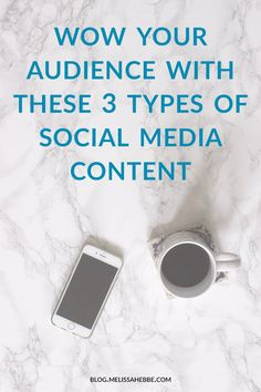 If you're struggling with what kind of content you should be posting on social media, then read on! I'm laying it out right for you - the three types of content to wow your audience on social media as a boutique or small business in the fashion + beauty industry. Click to read what kind of content you should be posting PLUS my three action tips you can make right this second.