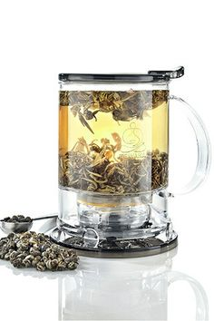 Teavana Perfect Teamaker, $19.95, available at Teavana. // 30 Cool Hostess Gifts You'll Want To Keep #refinery29
