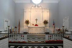 St. Peters Episcopal Church, St. Louis, Missouri.