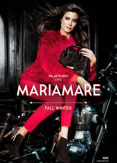 Cubre de rojo tus navidades con Mariamare, invierno 2013/14