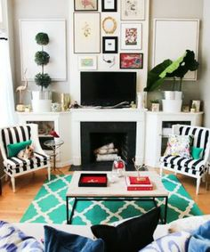 18 BIG Design Ideas For Itty-Bitty Spaces