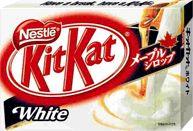 Kit Kat White Maple Syrup, Japan 2005