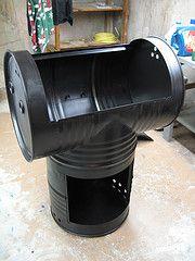 55 gallon drum smoker