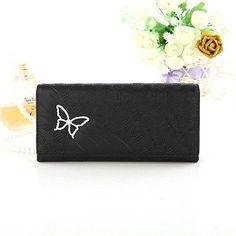 Fashion Women Lady Long Purse Leather Clutch Wallet Card Holder Handbag Bag #Affiliate