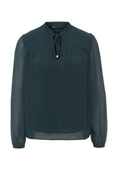 Блуза oodji купить за 1 199руб OO001EWKJO32 в интернет-магазине Lamoda.ru