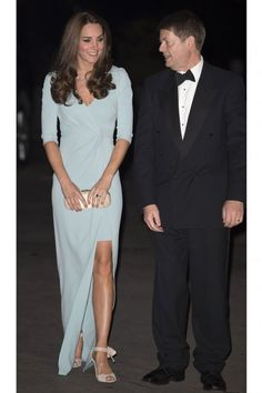 Kate Middleton Wears Jenny Packham At The Natural History Museum   Marie Claire