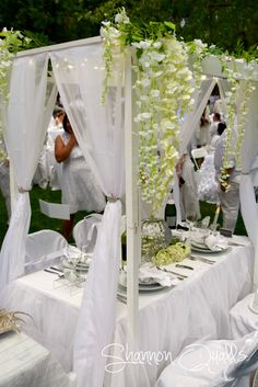 Diner en Blanc Albuq...