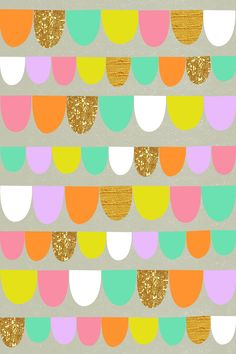 "wallpaper ""scallops"" for iphone   << from eat drink chic"