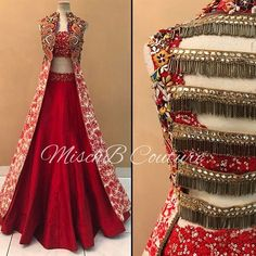 All Fired Up, lehenga by MischB Couture Indian Lehenga, Indian Gowns, Indian Attire, Pakistani Dresses, Indian Wear, Indian Wedding Outfits, Indian Outfits, Lehnga Dress, Lehenga Designs