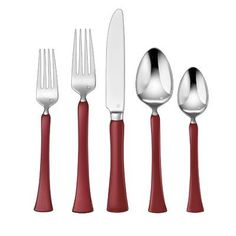 Cuisinart Yvon 20 Piece Flatware Set & Reviews | Wayfair