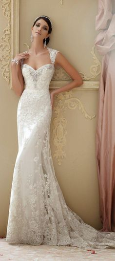 Lace wedding dresses add a romantic allure to the complete bridal look, and this style will never go out of style. Designers are sending down the runway some of the most gorgeous lace dress trends that we've ever seen, and they are a hit! This season, you can definitely expect to see more 2-piece ensembles and extra long belle sleeves along […]