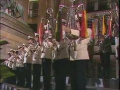 """Musikkorps der NVA und der Grenztruppen der DDR / Massed Bands of the East German Armed Forces and Border Guards - """"Radetzky Marsch"""""""