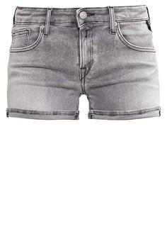 Replay Jeans Shorts - grey denim für 119,95 € (21.07.17) versandkostenfrei bei Zalando bestellen.