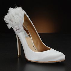 Lower price for wedding shoes