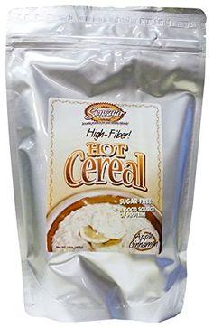 Apple Cinnamon Sugar-Free High Fiber Hot Cereal, 14 oz. bag by Sensato Foods Sensato http://www.amazon.com/dp/B0038I8PHG/ref=cm_sw_r_pi_dp_h3Gjvb08XZR8A