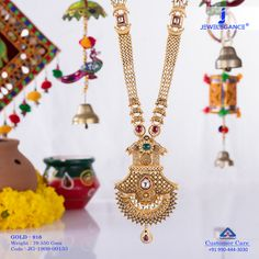 Antic Jewellery, Gold Jewellery Design, Gold Jhumka Earrings, Gold Mangalsutra Designs, Anklet Designs, Gold Wedding Jewelry, Hand Jewelry, Antique Jewelry, Gayatri Mantra