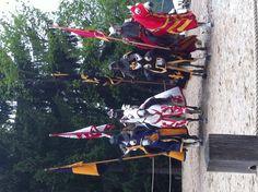 Médiévales d'Andilly, Haute Savoie, 74, + de 1100 figurants durant 5 jours