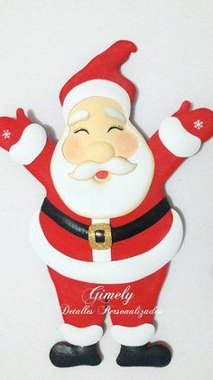 Santa felt father Christmas wool St Nicholas tree ornament king winter Christmas tree Santa Waldorf Santa felt father Christmas elf kendal
